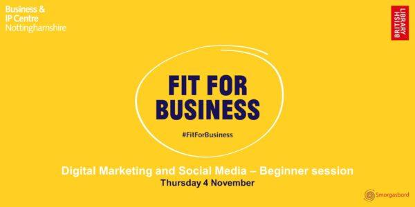 BIPC Digital Marketing and Social Media - Beginner Session