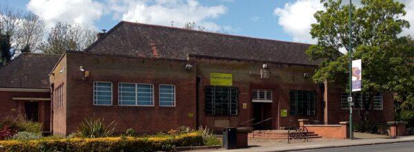 Aspley Library building