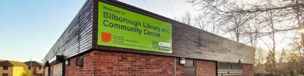Bilborough Library 1