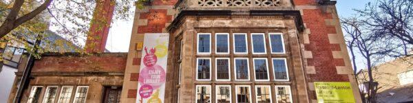 Radford-Lenton Library 1