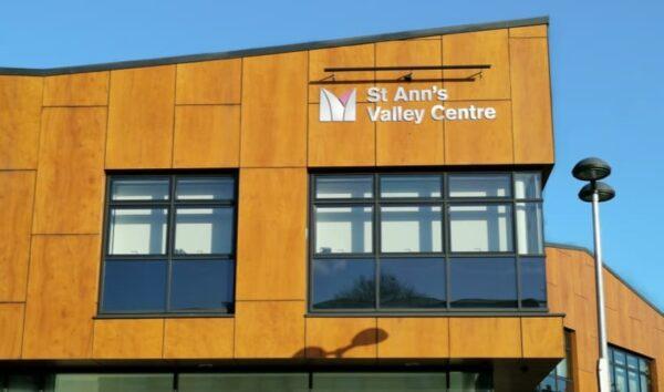 St Anns Library 1 –Card
