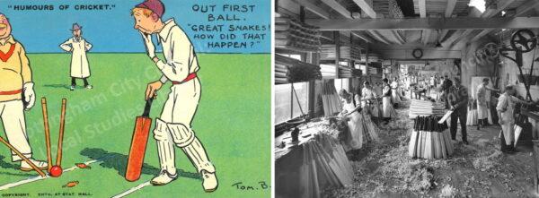 Howzat cricket jigsaws