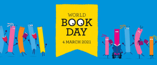 World Book Day, 4th March, 2021