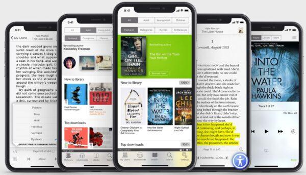 EBooks on phones