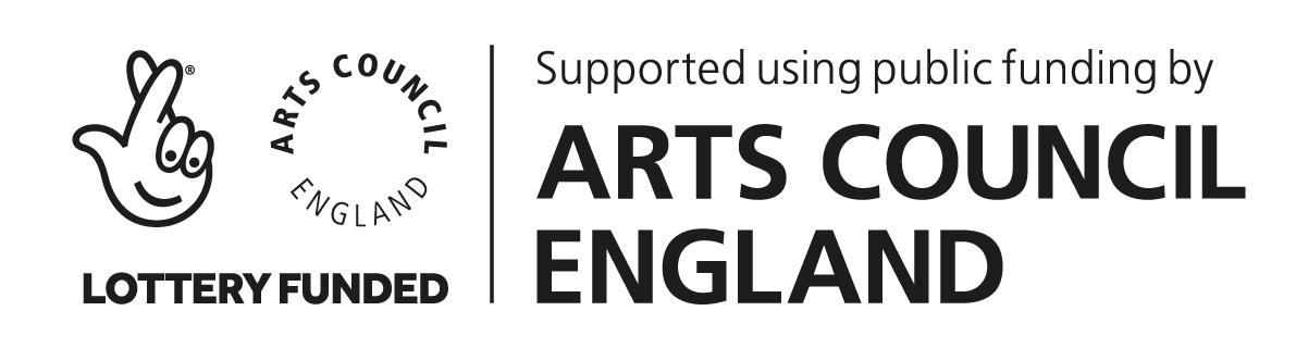 Logo Arts Council England