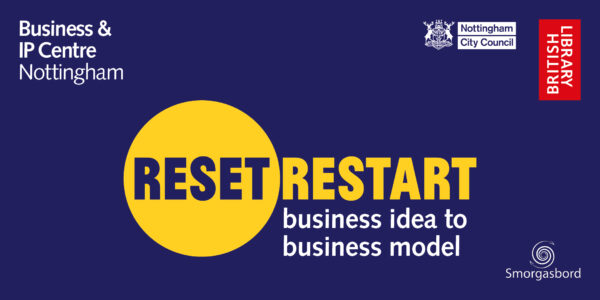 Reset. Restart. business idea to business model