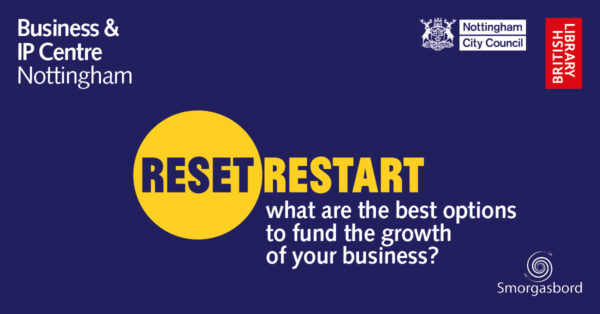 Reset. Restart. What are the best options to fund the growth of your business?