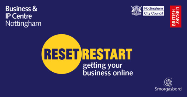 Reset. Restart. Getting your business online