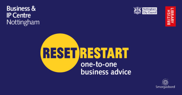 Reset. Restart. one-to-one business advice