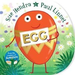 egg by Sue Hendra