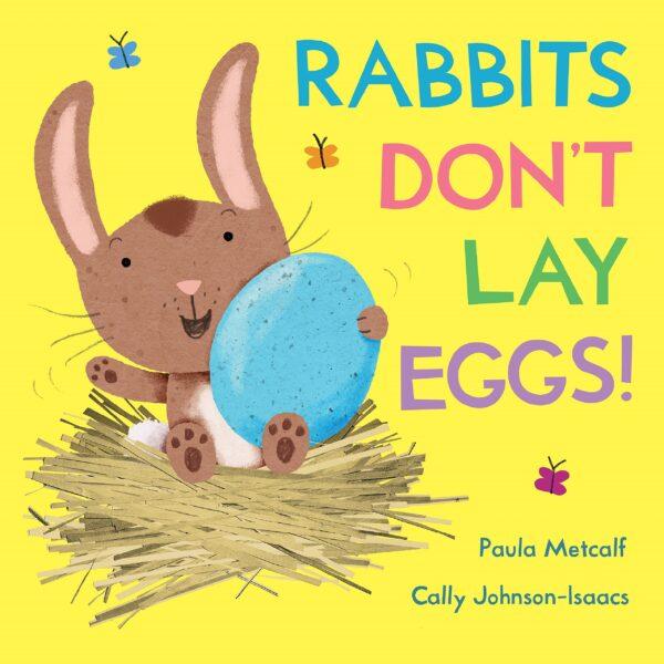 rabbits dont lay eggs book