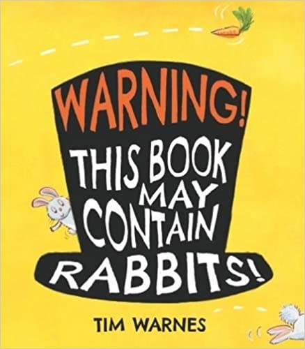 warning book