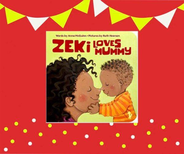 zeki loves mummy