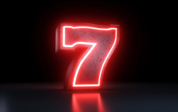 a number seven