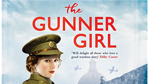 book cover of Gunner Girl