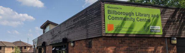 Bilborough Library Building