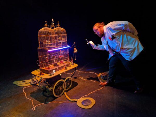 The Micro Machinearium