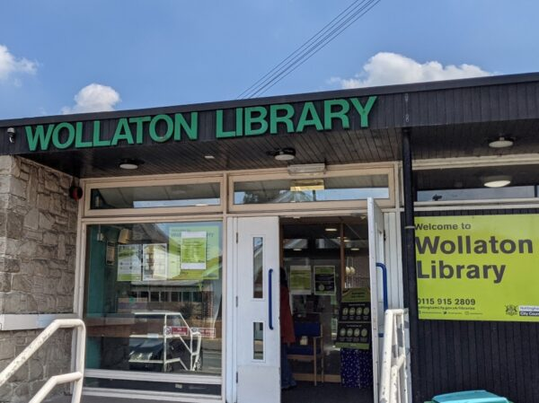 Wollaton Library Building