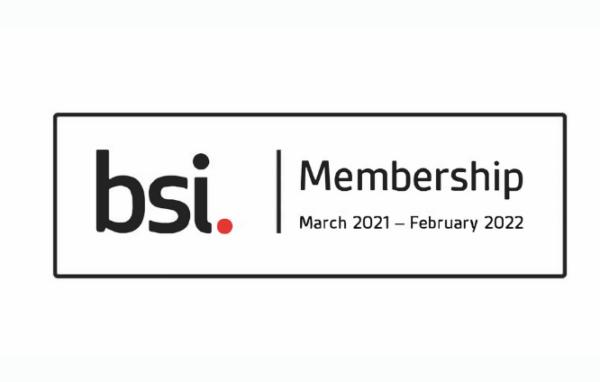 BSI Membership March 2021 - February 2022