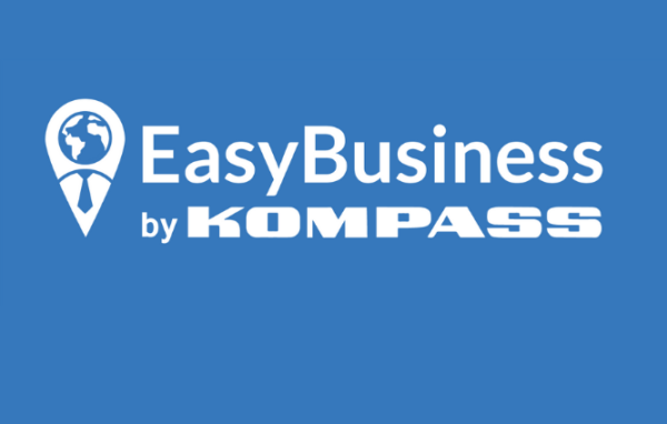 Kompass EasyBusiness logo