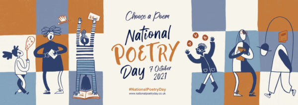 Choose a Poem National Poetry Day 7 October 2021