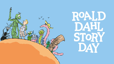 r dahl story day