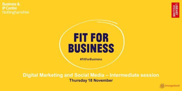BIPC Digital Marketing and Social Media - Intermediate Session